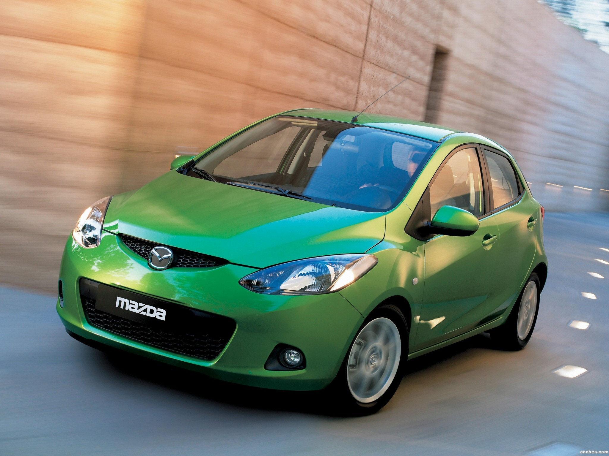 Foto 0 de Mazda 2 2007