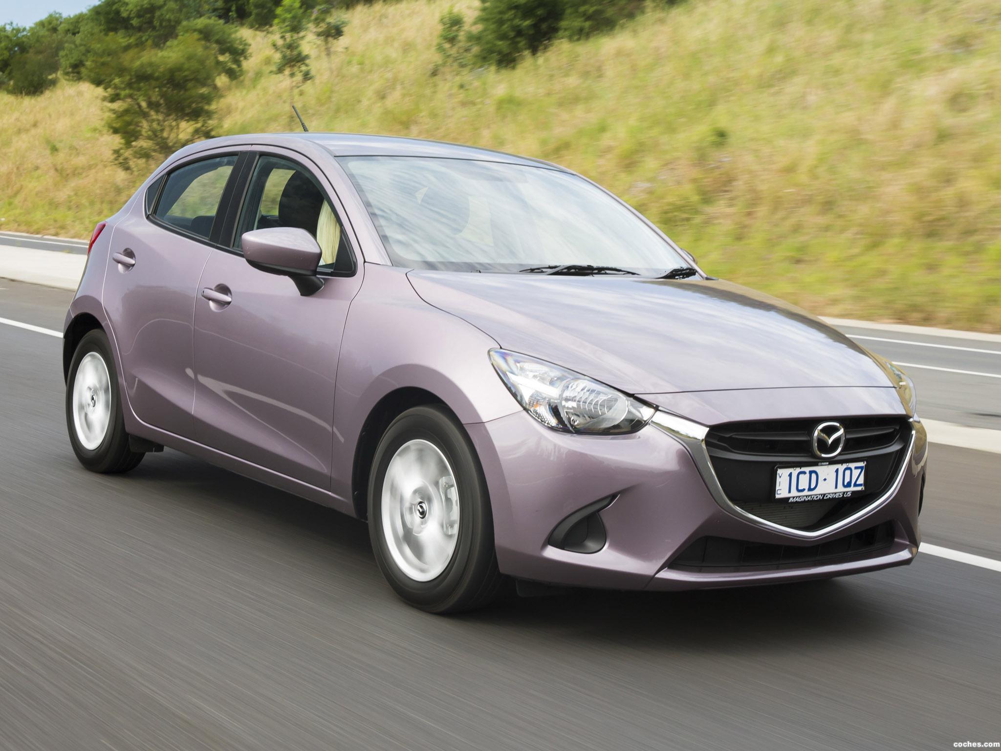 Foto 0 de Mazda 2 Australia 2014