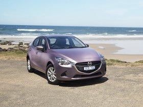 Ver foto 10 de Mazda 2 Australia 2014