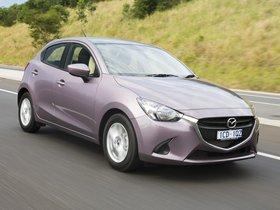 Ver foto 1 de Mazda 2 Australia 2014