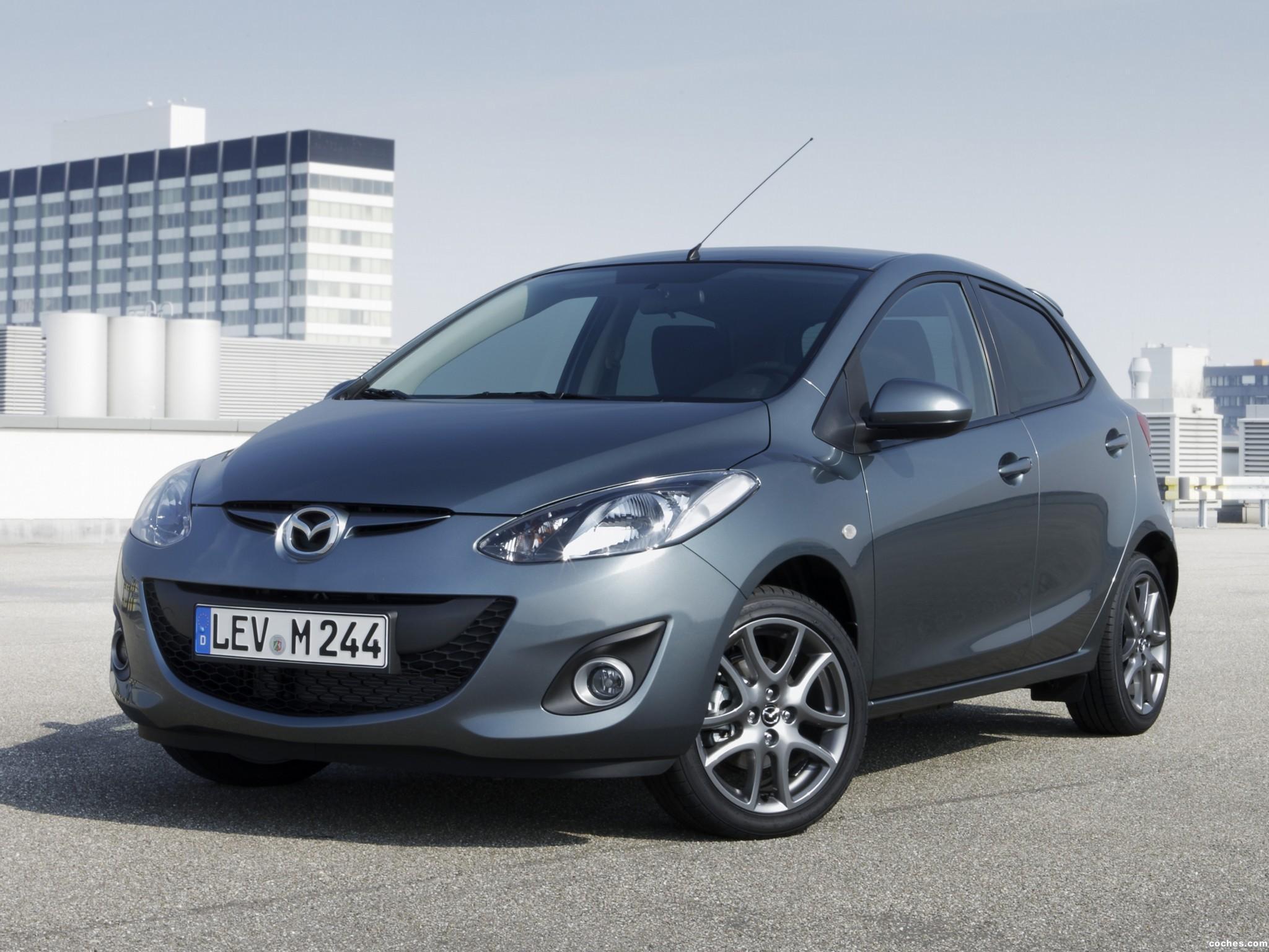 Foto 0 de Mazda 2 Edition 40 2012