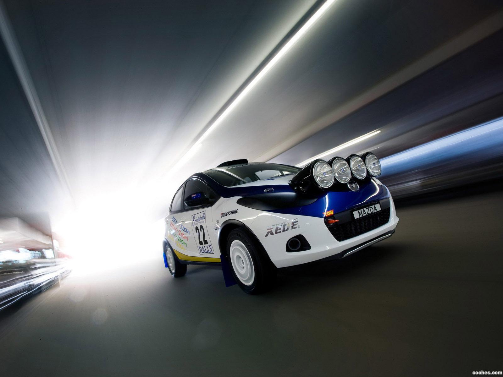 Foto 0 de Mazda 2 Extreme 2008
