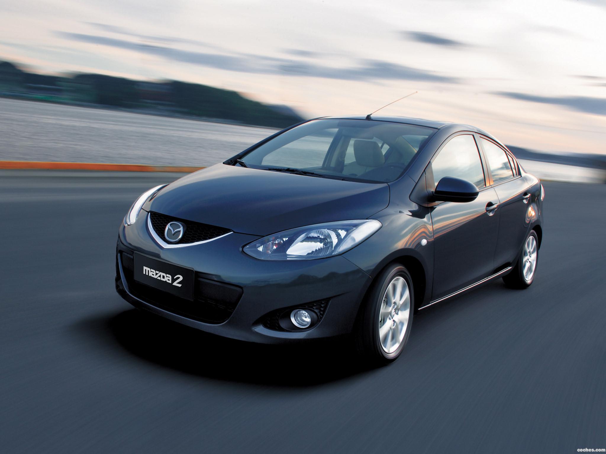 Foto 0 de Mazda 2 Sedan 2007