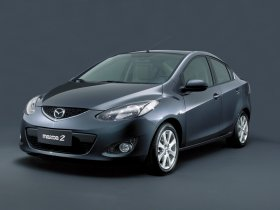 Ver foto 3 de Mazda 2 Sedan 2007