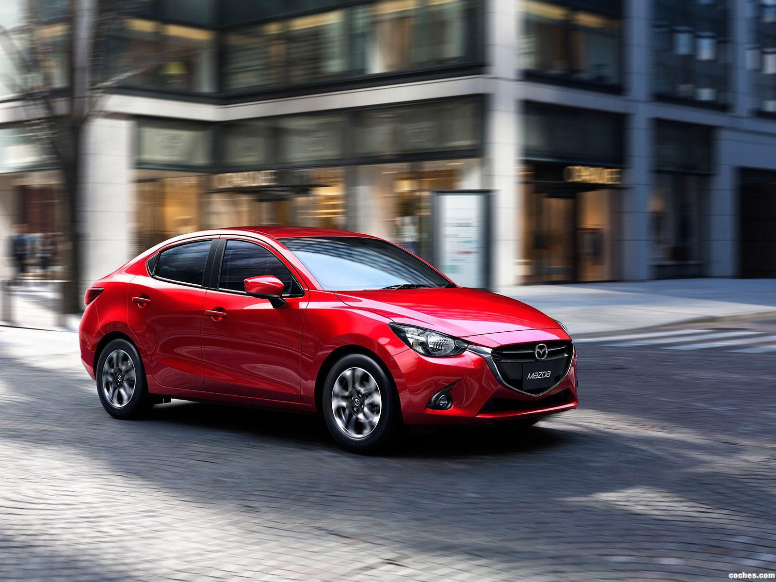 Foto 0 de Mazda 2 Sedan 2015