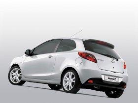Ver foto 7 de Mazda 2 Sport 3door 2008