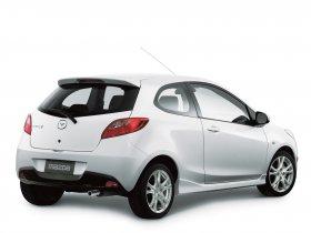 Ver foto 4 de Mazda 2 Sport 3door 2008