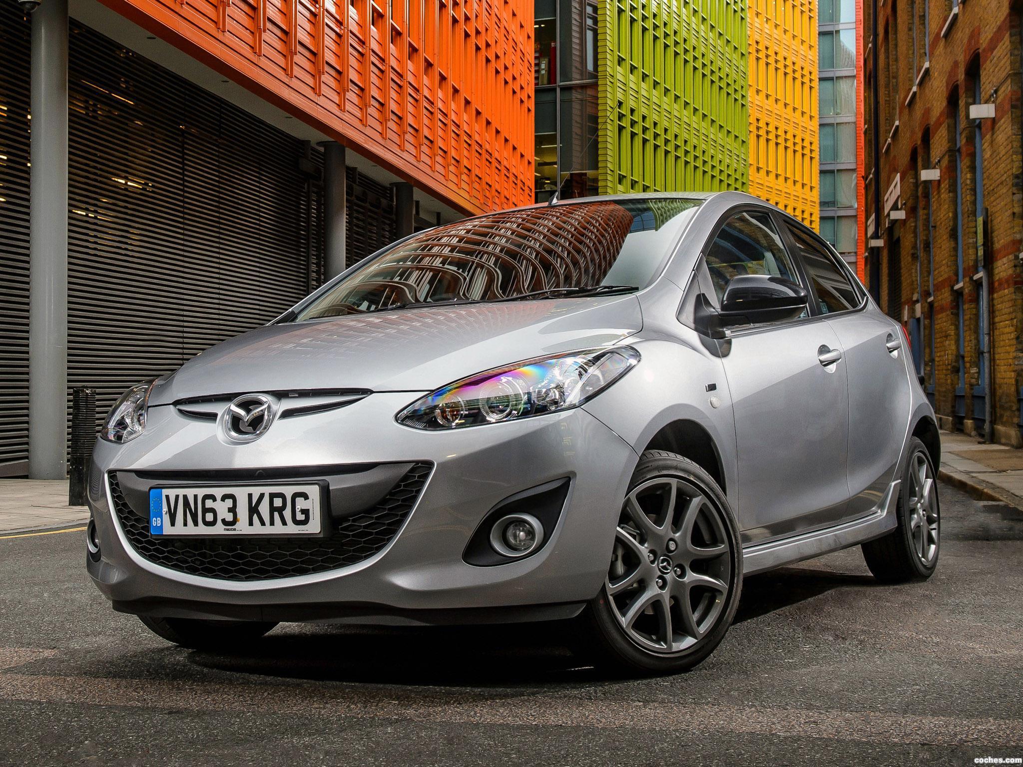 Foto 0 de Mazda 2 Sport Colour 2014