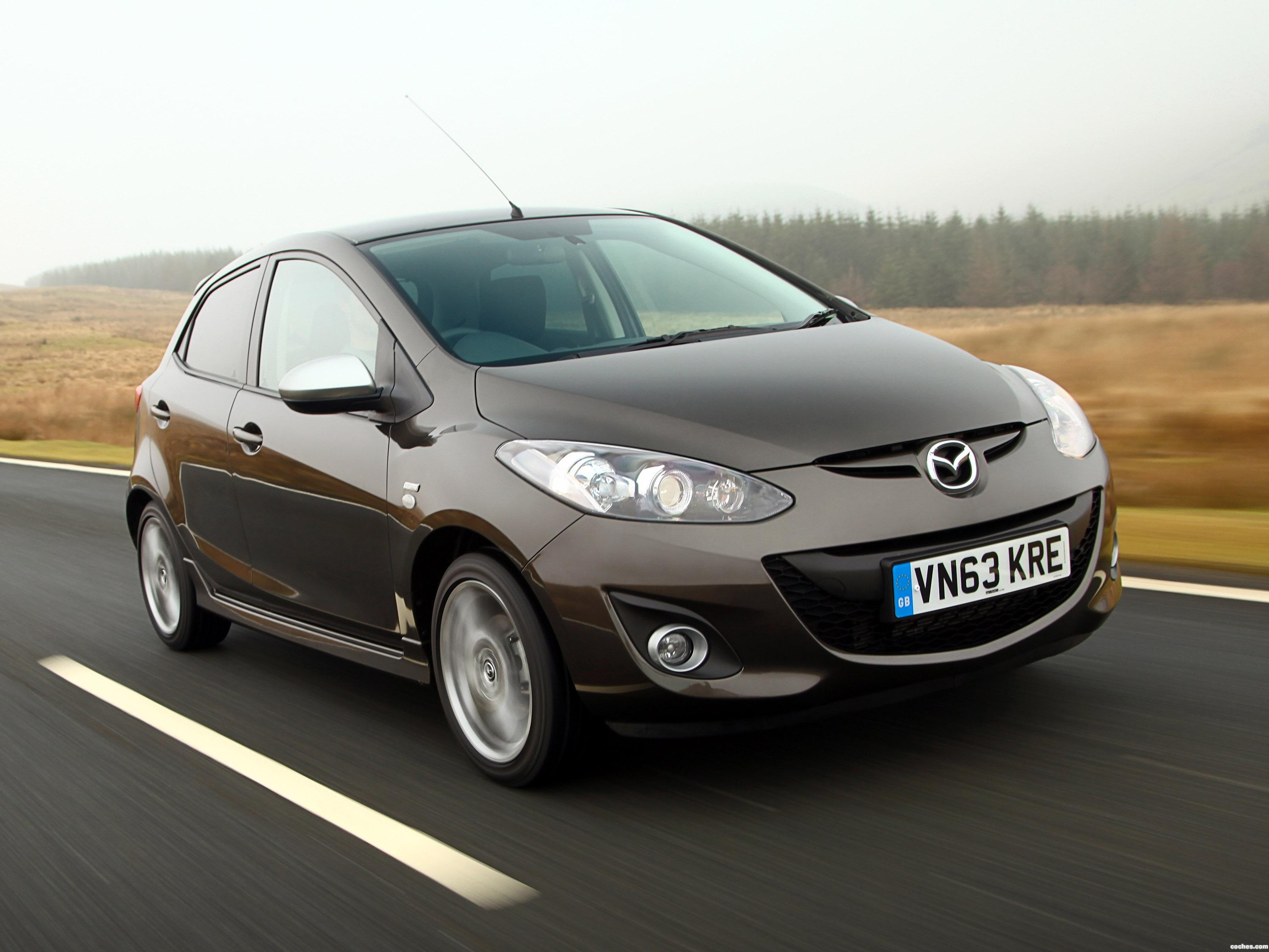 Foto 0 de Mazda 2 Sport Venture 2014