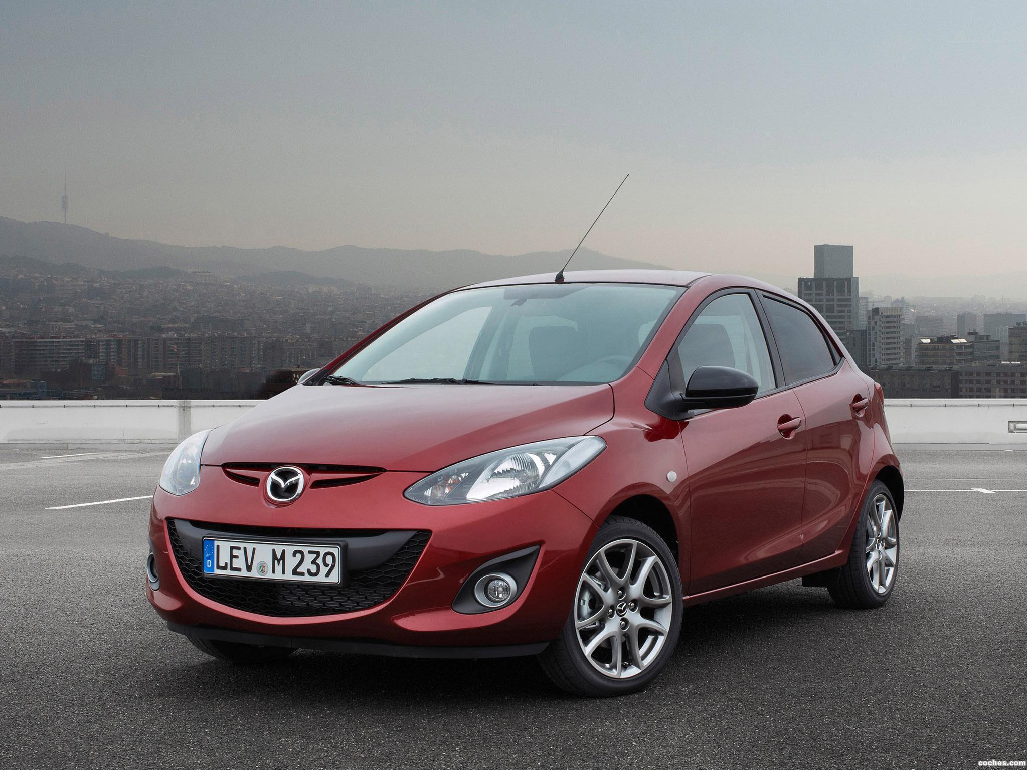 Foto 0 de Mazda 2 Spring Edition 2013