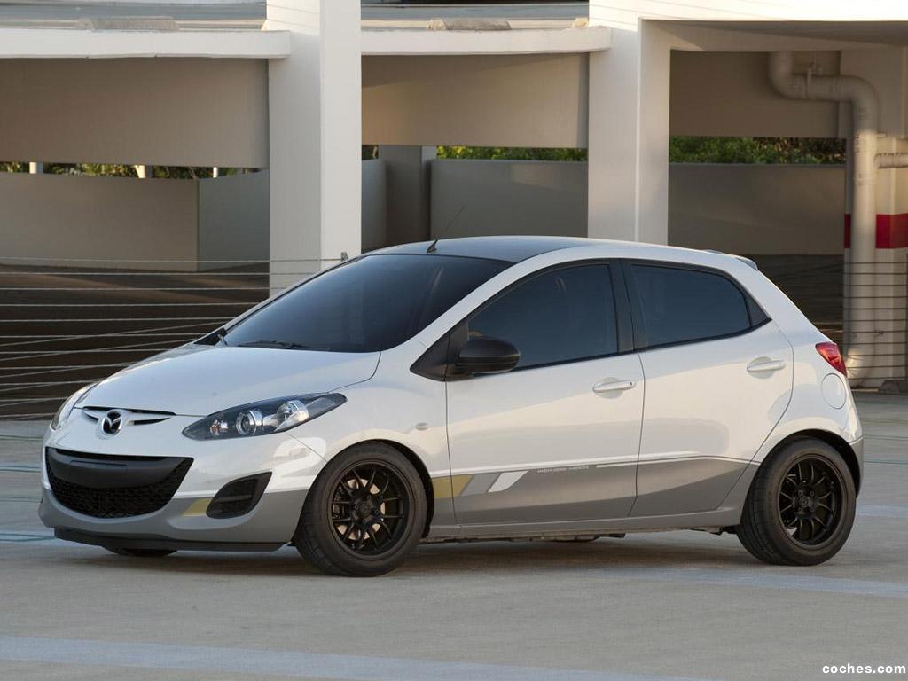 Foto 0 de Mazda Street Concept 2010