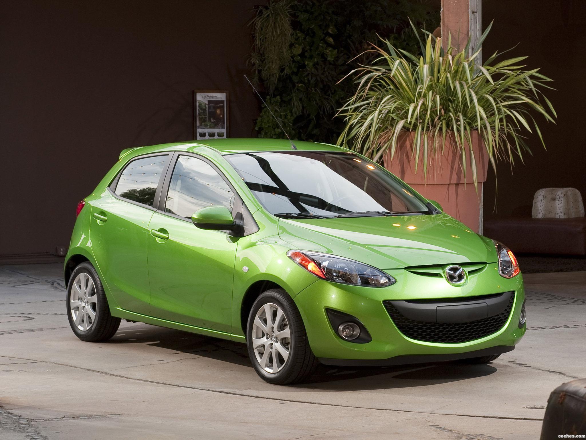 Foto 0 de Mazda 2 USA 2010
