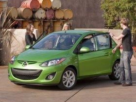 Ver foto 2 de Mazda 2 USA 2010
