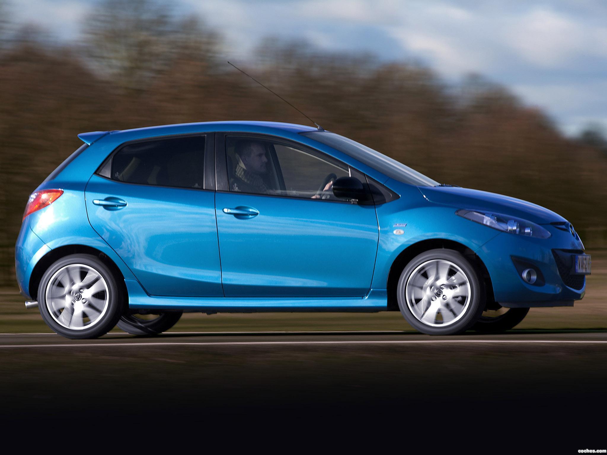 Foto 1 de Mazda 2 Venture Edition UK 2013
