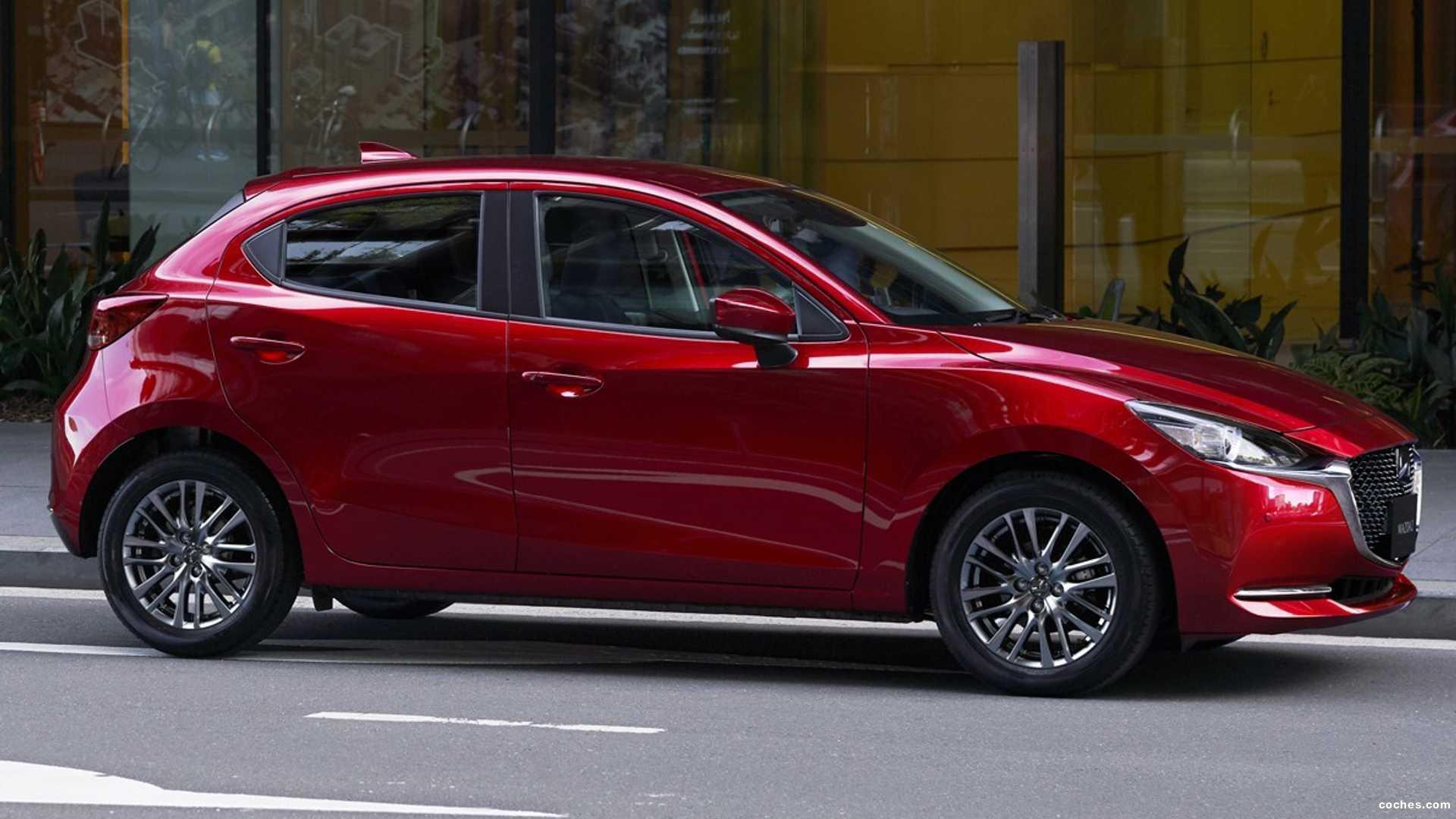 Foto 0 de Mazda 2 2020