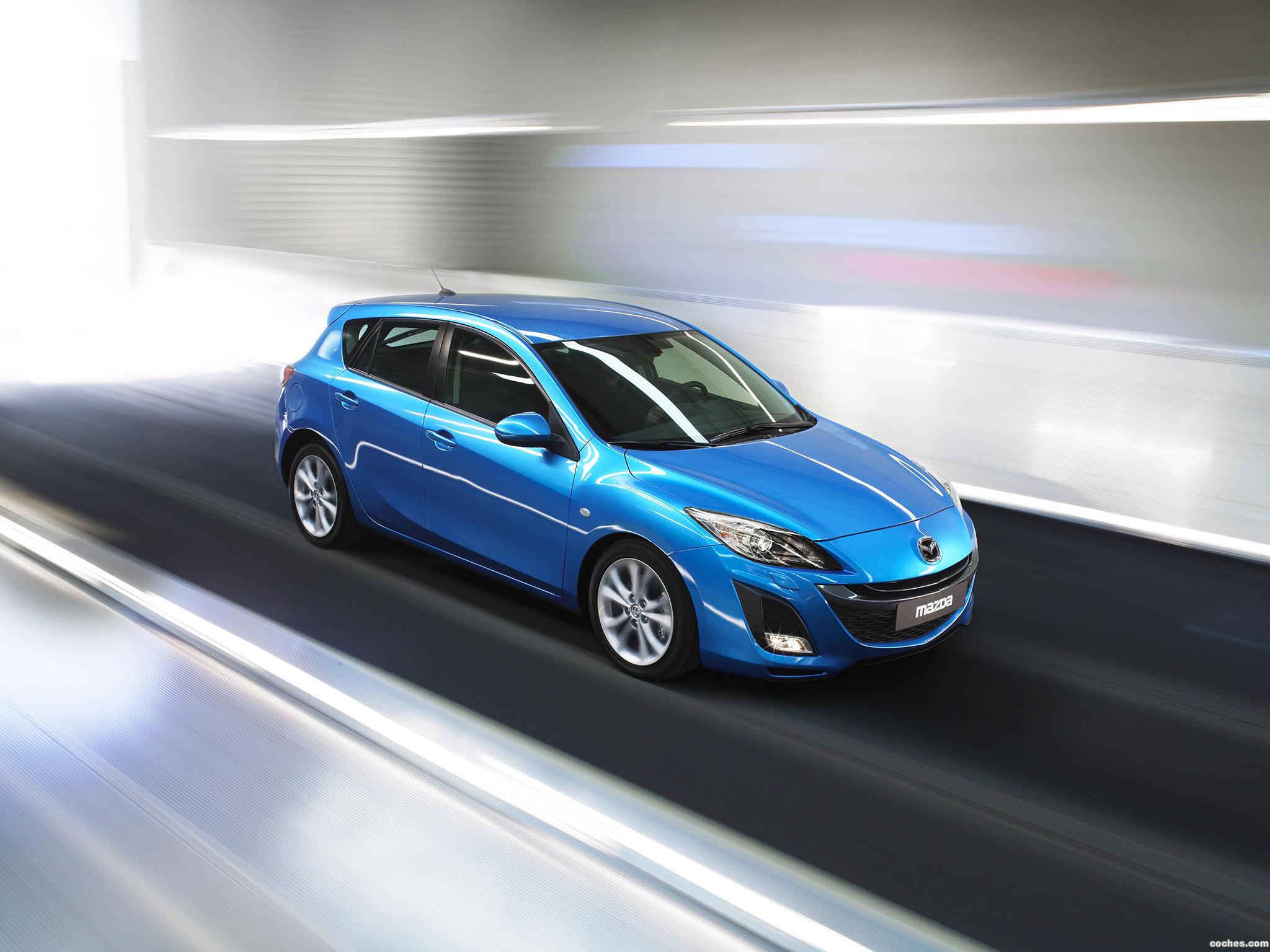 Foto 0 de Mazda 3 5-door 2009