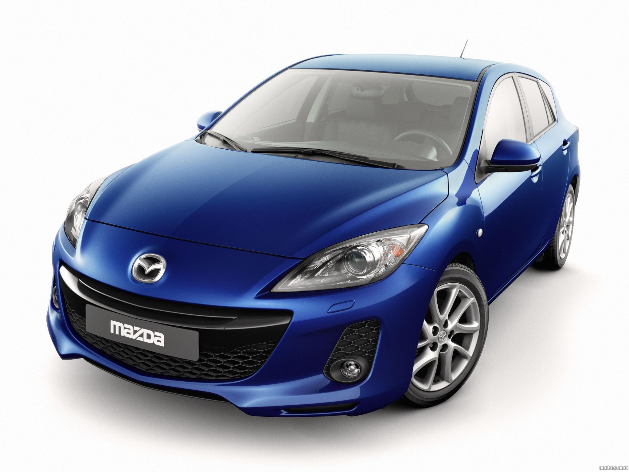 Foto 0 de Mazda 3 Hatchback 2011