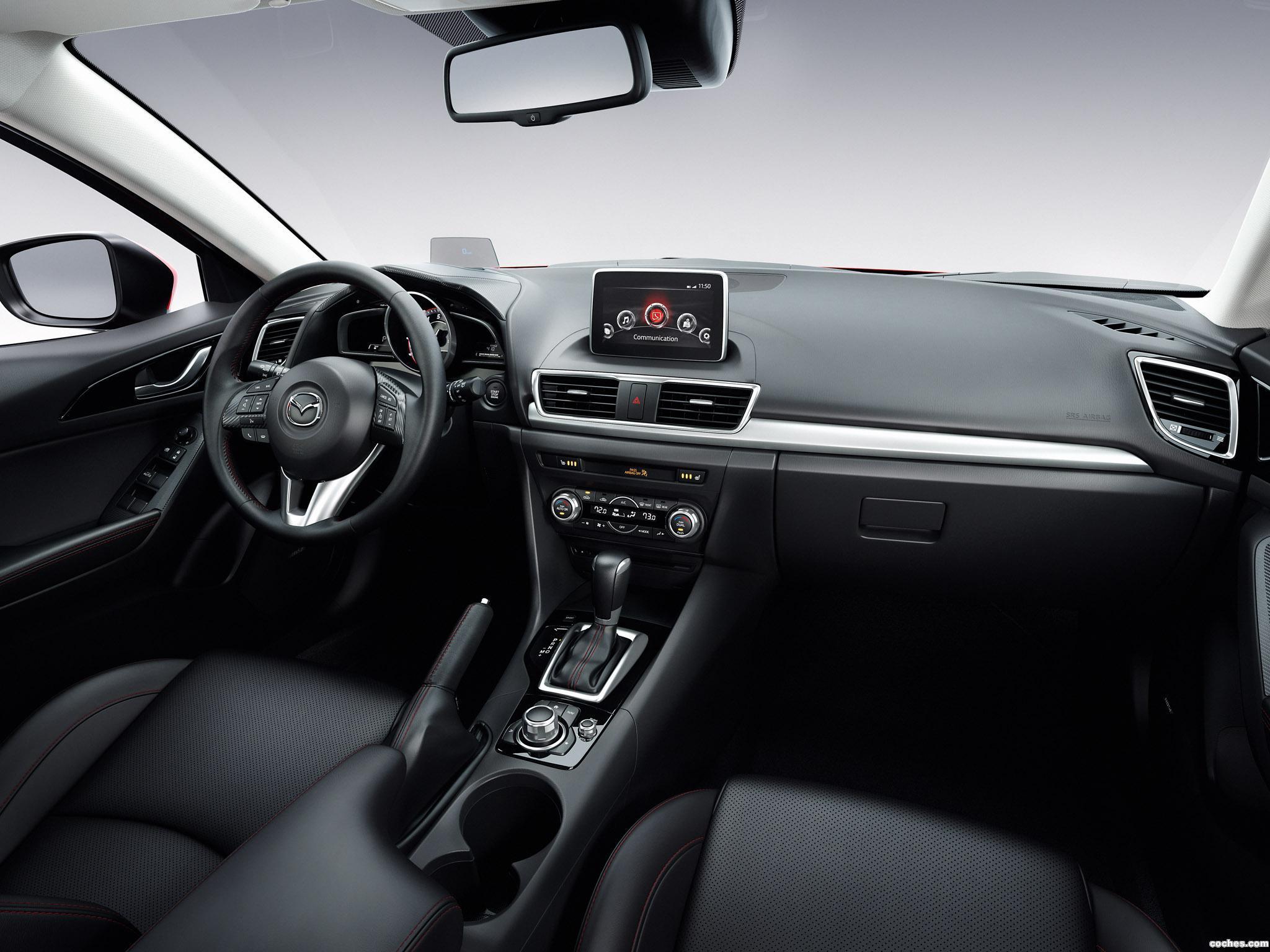 Foto 7 de Mazda 3 Hatchback 2014