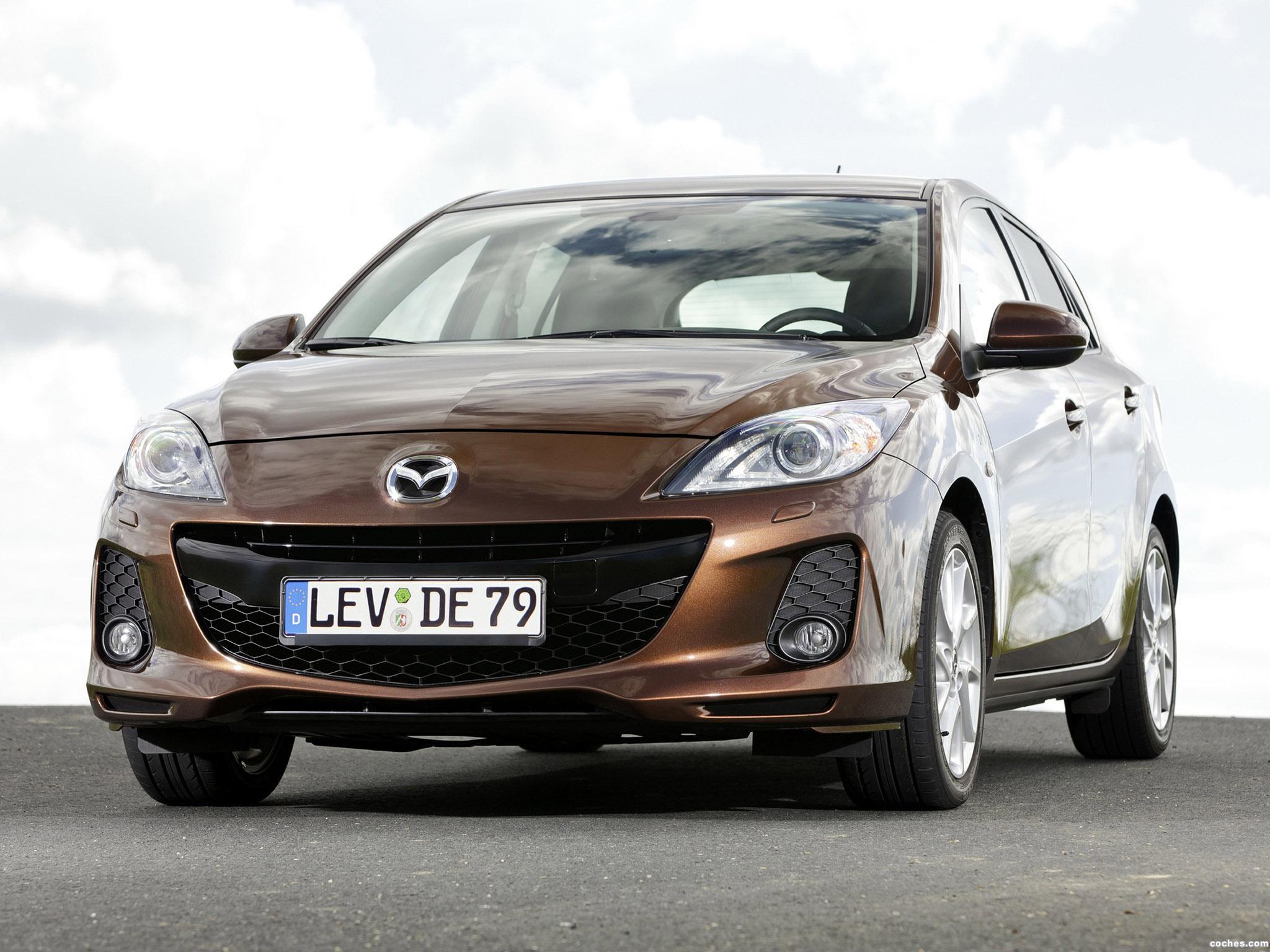 Foto 0 de Mazda 3 Hatchback Europa 2011