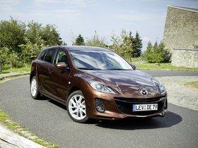 Ver foto 14 de Mazda 3 Hatchback Europa 2011