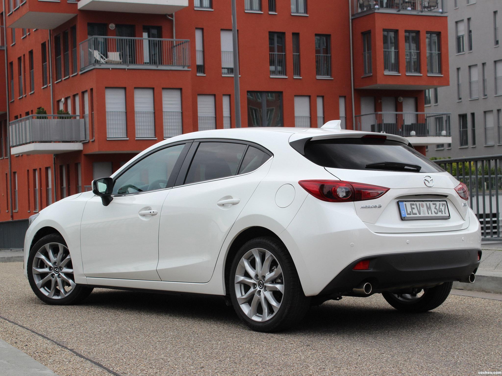 Foto 19 de Mazda 3 Hatchback 2014