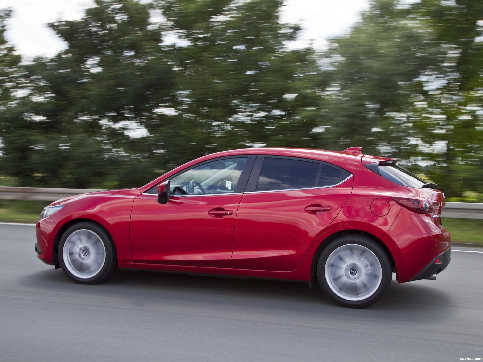 Foto 17 de Mazda 3 Hatchback 2014