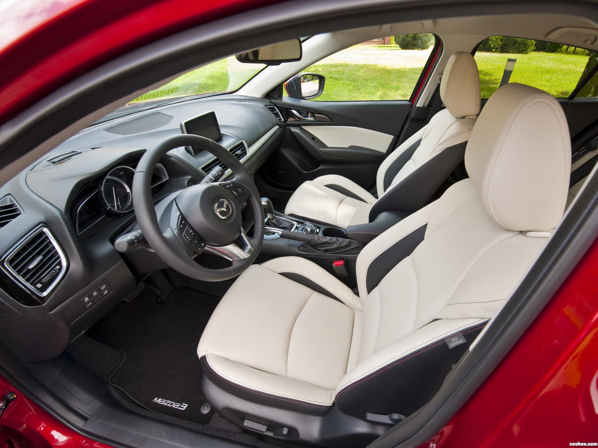 Foto 34 de Mazda 3 Hatchback 2014