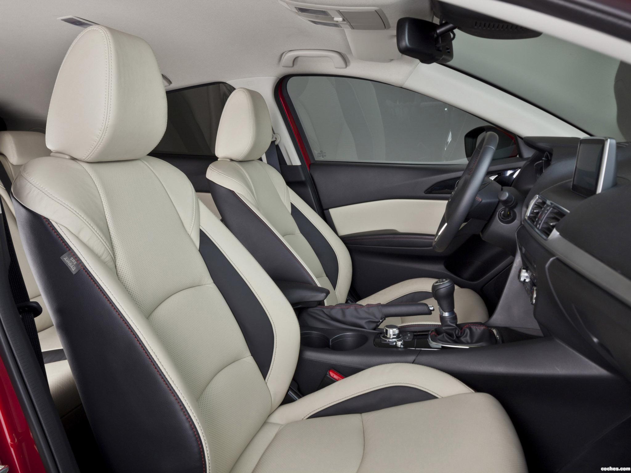 Foto 33 de Mazda 3 Hatchback 2014