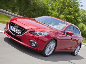 Fotos de Mazda 3 Hatchback 2014
