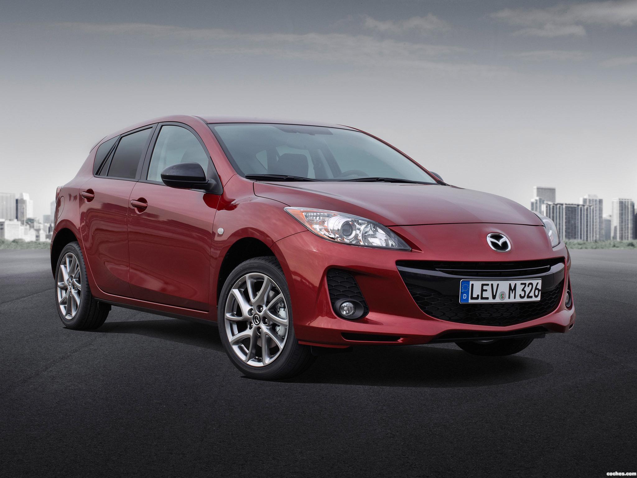 Foto 0 de Mazda 3 Hatchback Spring Edition 2013