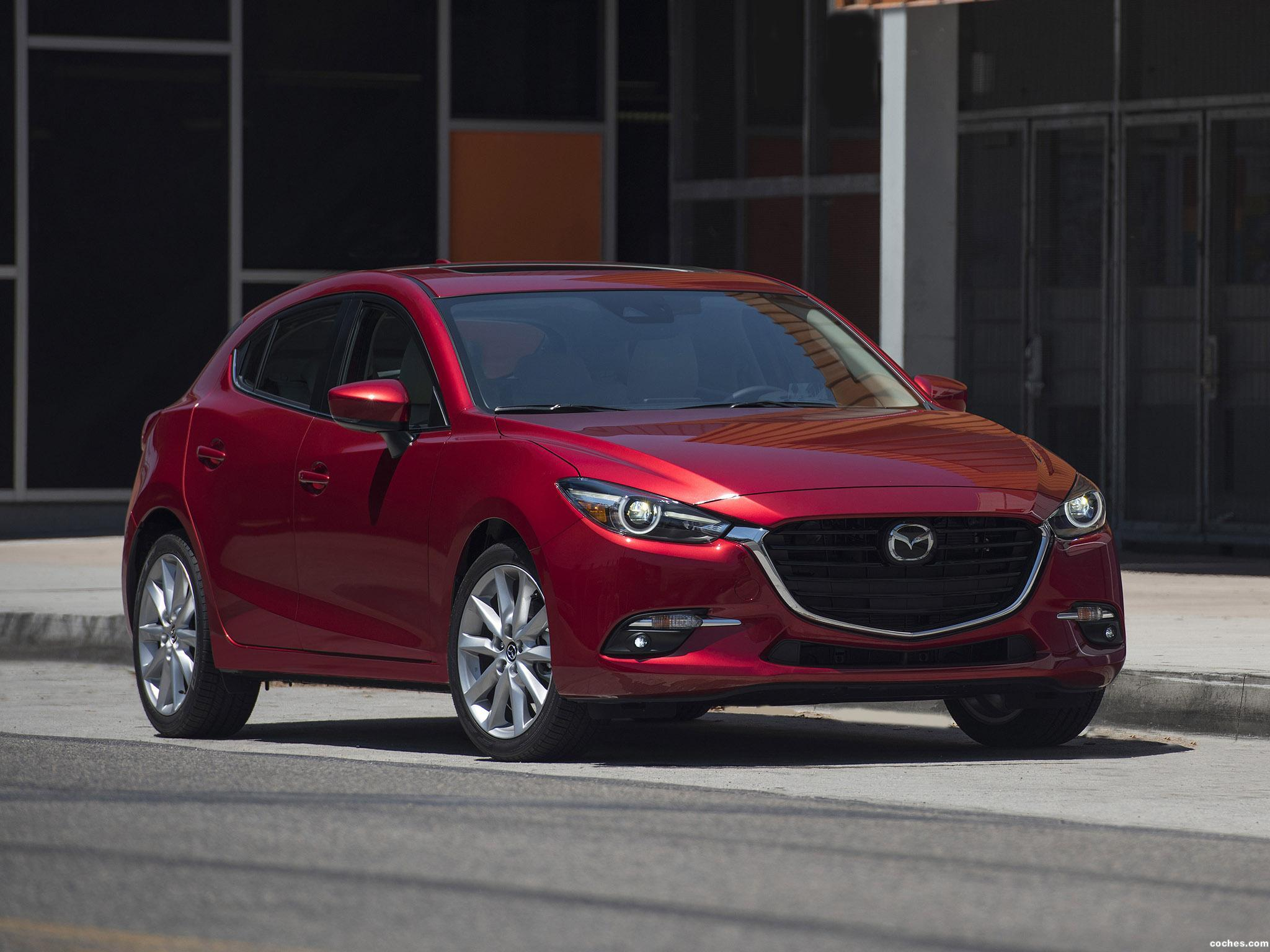 Foto 9 de Mazda 3 Hatchback USA 2016