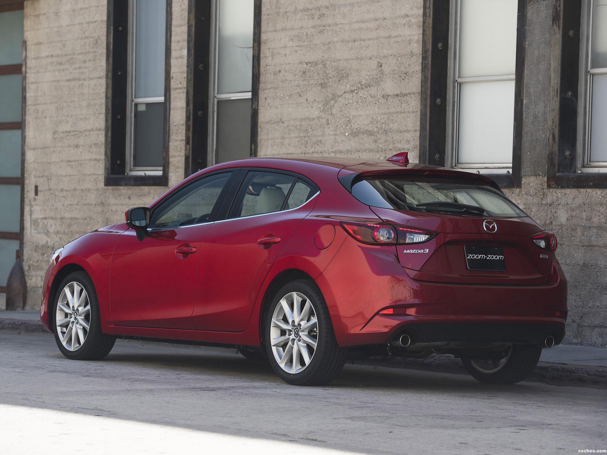 Foto 8 de Mazda 3 Hatchback USA 2016
