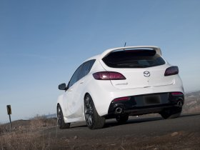 Ver foto 2 de Mazda 3 Hatchback by Mazdaspeed 2009
