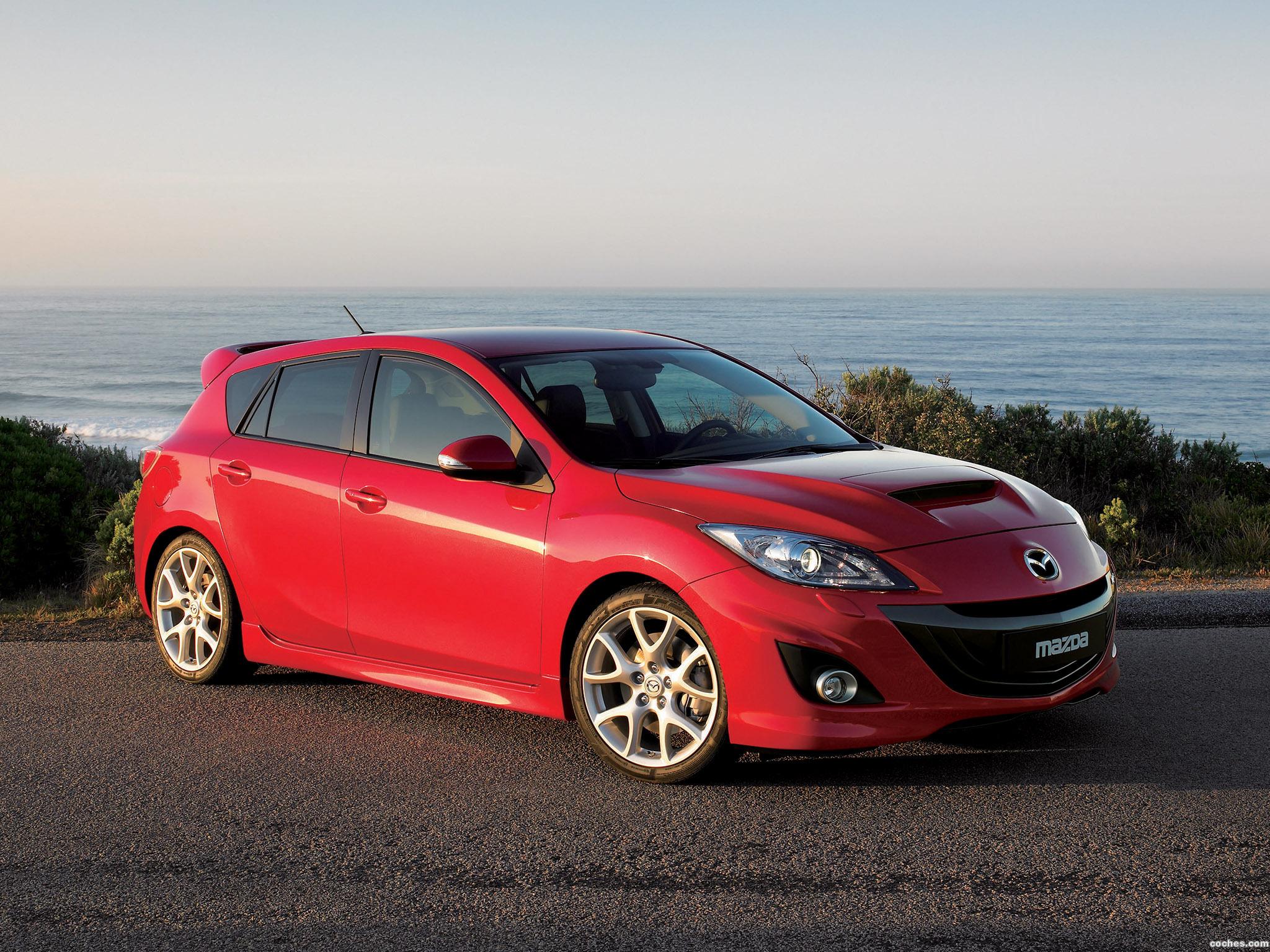 Foto 0 de Mazda 3 MPS 2009