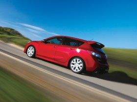 Ver foto 8 de Mazda 3 MPS 2009