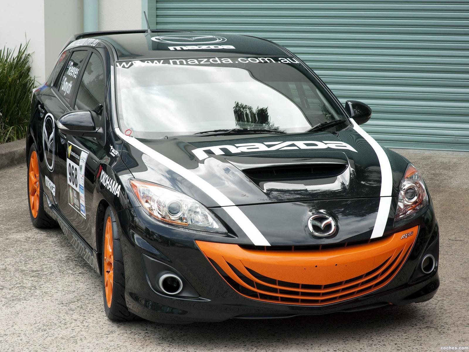 Foto 16 de Mazda 3 MPS Targa Tasmania 2010