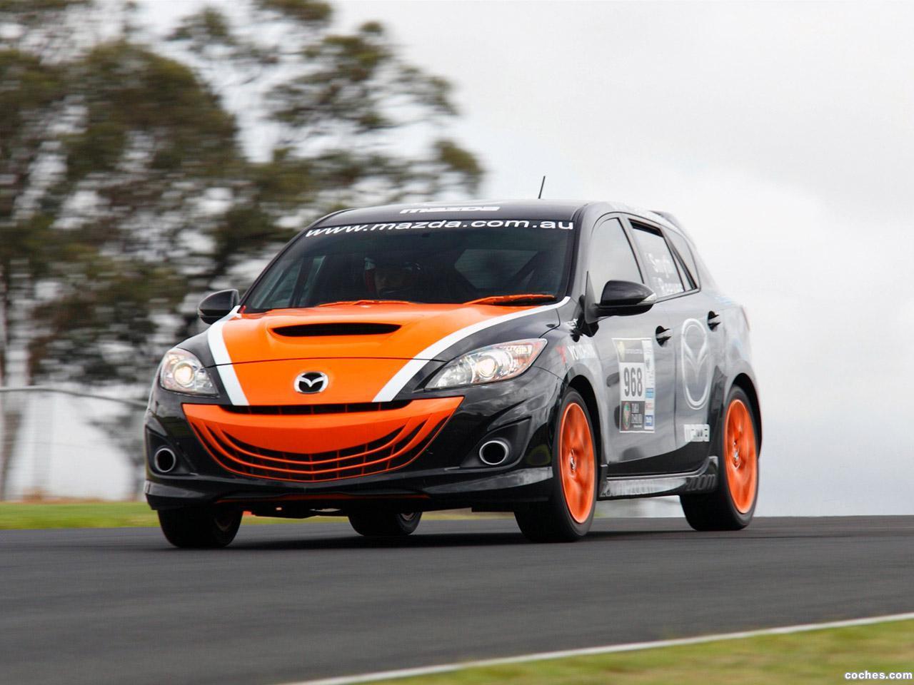 Foto 11 de Mazda 3 MPS Targa Tasmania 2010