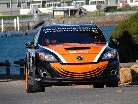 Ver foto 10 de Mazda 3 MPS Targa Tasmania 2010