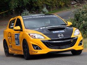 Ver foto 4 de Mazda 3 MPS Targa Tasmania 2010