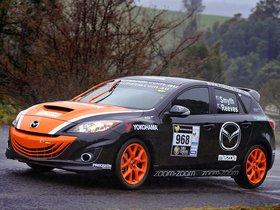 Fotos de Mazda 3 MPS Targa Tasmania 2010