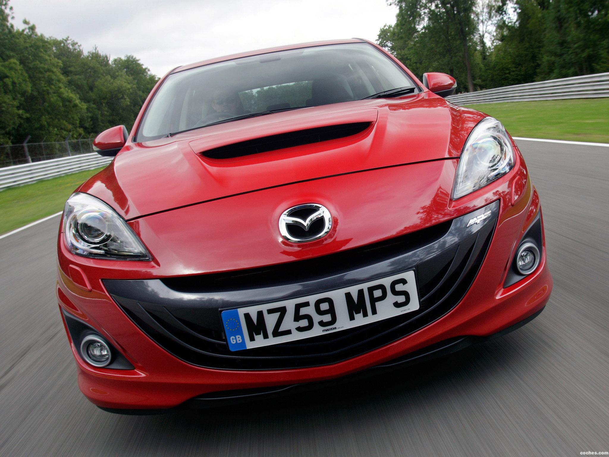 Foto 2 de Mazda 3 MPS UK 2009