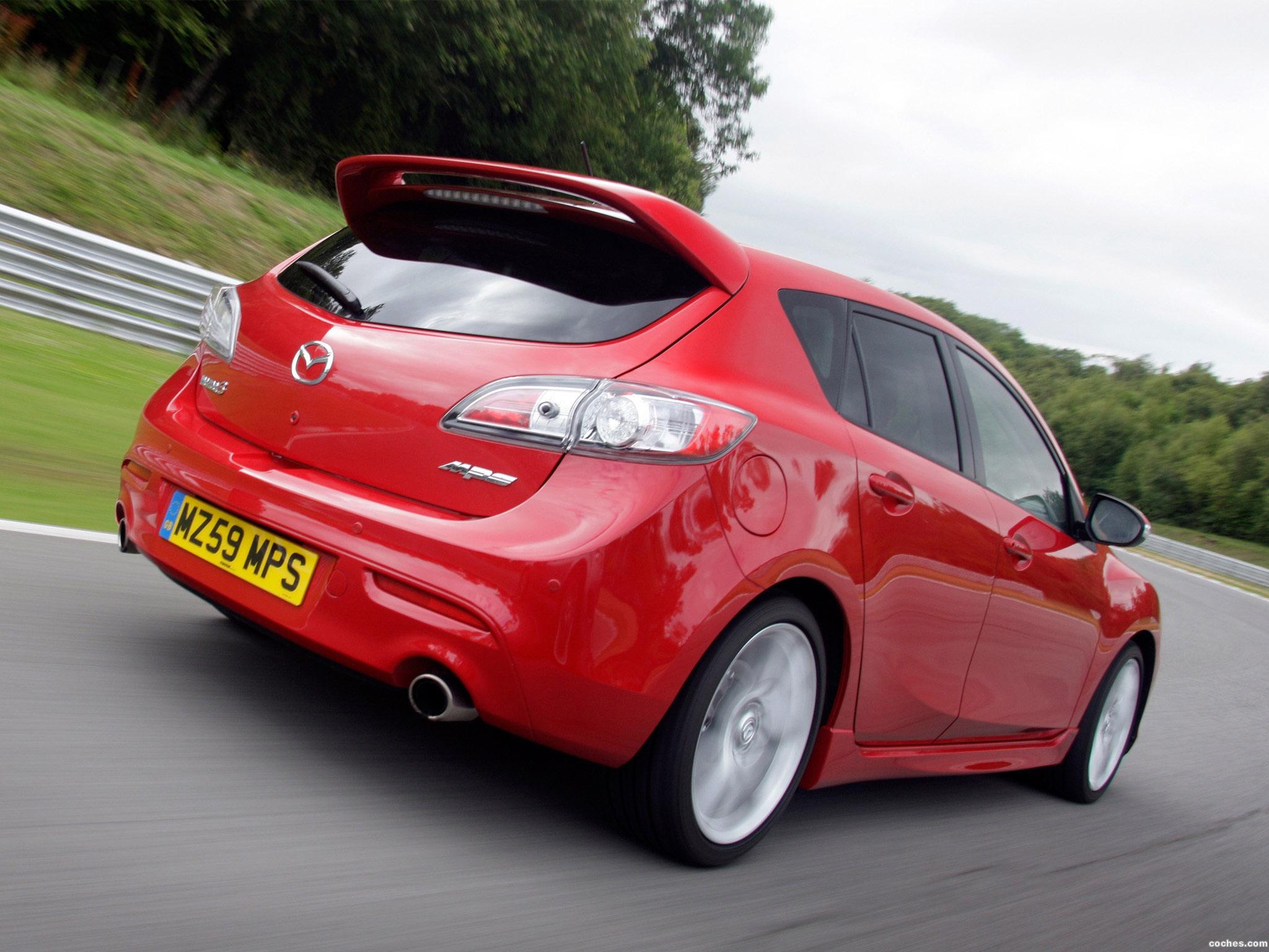 Foto 1 de Mazda 3 MPS UK 2009