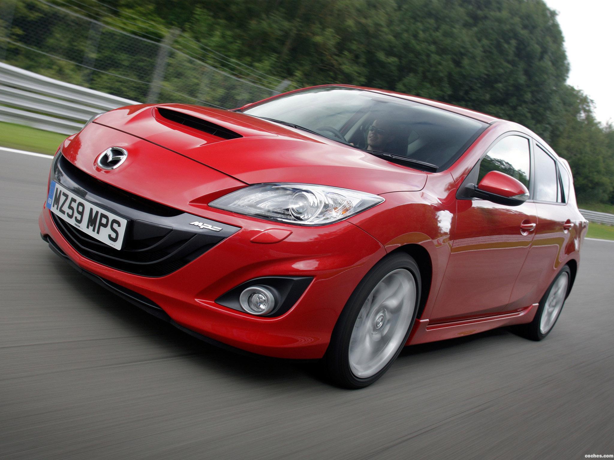 Foto 0 de Mazda 3 MPS UK 2009