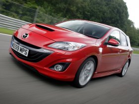 Fotos de Mazda 3 MPS UK 2009