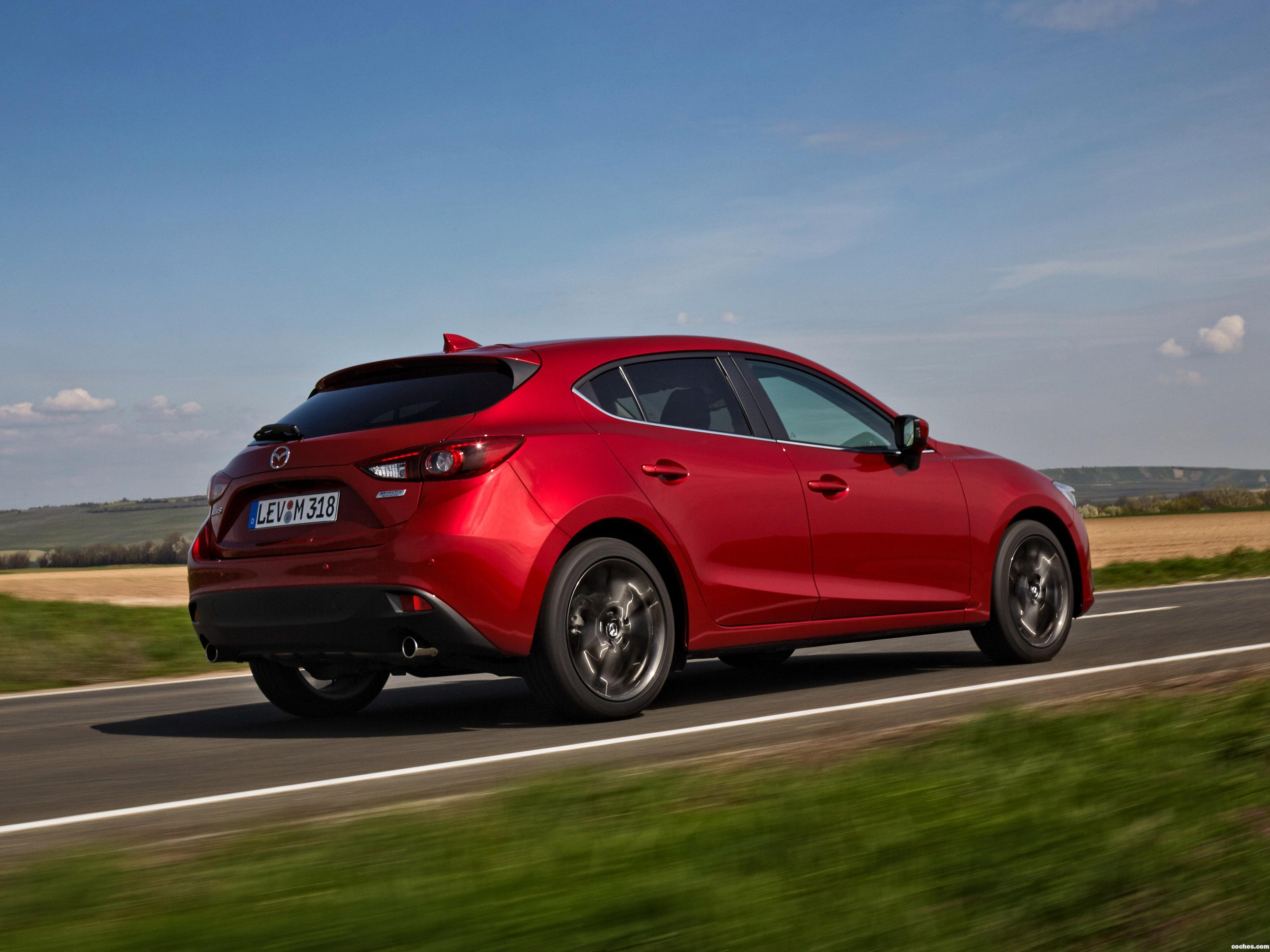 Foto 10 de Mazda 3 Nakama  2016