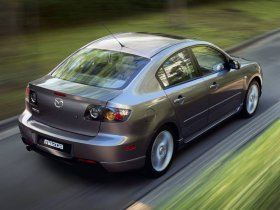 Ver foto 17 de Mazda 3 Sedan 2004