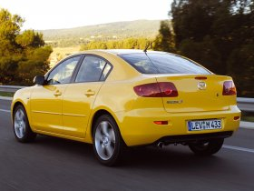 Ver foto 8 de Mazda 3 Sedan 2004
