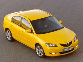 Ver foto 4 de Mazda 3 Sedan 2004