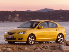 Fotos de Mazda 3 Sedan 2004
