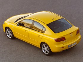 Ver foto 13 de Mazda 3 Sedan 2004
